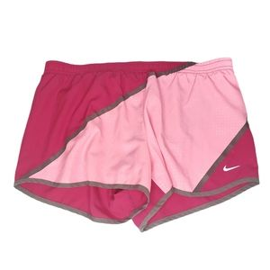 Nike Dry-Fit Lined Running Shorts